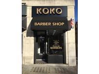 Barbers needed