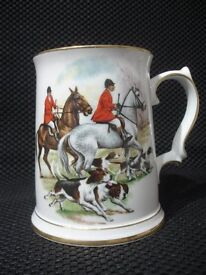 TANKARD BY ROYAL GRAFTON IN FINE BONE CHINA EXCELLENT CONDITION. MADE IN ENGLAND