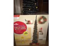 Christmas Tree Boxed New.