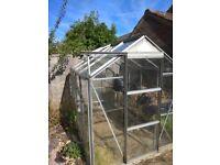 Garden Glass House for sale
