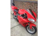 Midi moto 50cc not mini moto X-7 Pocket bike