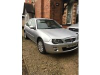 Rover 25 Cheap Best Price Great First Car