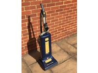 Two hoovers, Sebo upright and Bosch cylinder