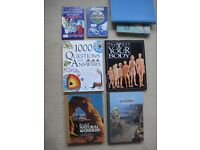 BOOKS for sale. Childrens, adults, Readers Digest, Ladybird, Horrible Histories, etc, etc.