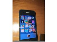 iphone 4s 16gb unlocked with various cases, charger, screen protector in vgc hardly used £60