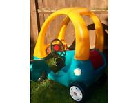 Classic Car - Little Tikes Grande Coupe