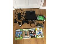 XBox 360, games & controllers