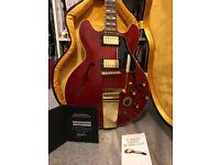 Gibson Memphis Custom 2015 ES-345 1964 TDC reissue w Maestro, VOS 60s Cherry ES 345 *£2700 Cash*