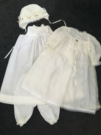 The Ashton-Drake Galleries - Precious Moments Christening Gown Outfit