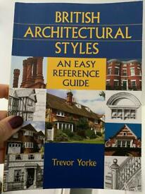 Book British Architectural styles