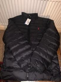 Polo Ralph Lauren lightweight puffer jacket