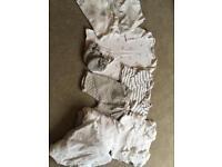 White & Grey Baby Bundle 0-3 months
