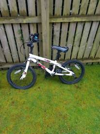 Kids bike great condition hardly used