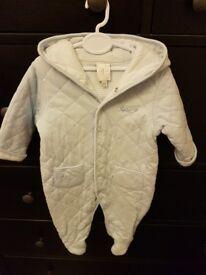 Baby Boy Jasper Conran Junior J Pramsuit