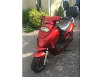 Jin Lun 125 Scooter, Just serviced, 12 months MOT, New Mirrors Just bought a New One