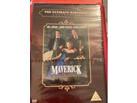 Maverick DVD. Brand new, still in packaging.