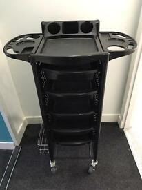 Hairdressers trolley