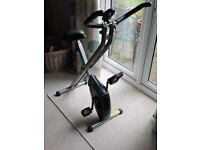 Opti Home Gym folding Exercise Bicycle