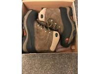North face Snow boots size 9