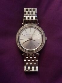 Michael Kors Women Watch MK3190 Colour Sliver