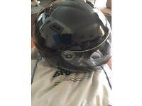 Shark helmet in pristine condition only worn 6 times