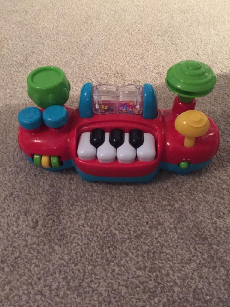 Early learning toy