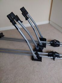 Ford Focus MK3 roof bars & Thule cycle carriers