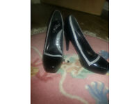 New shoes - size 8