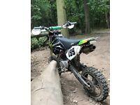 125cc Stomp pitbike cr70 frame