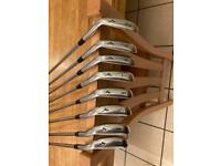 Mizuno MX-25 Hemi Cog Irons 3-PW 8 clubs