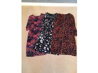 3 x Whistles dresses