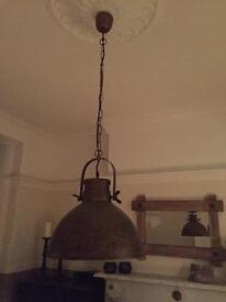 Industrial light shade