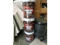 GRP Resin Fibreglass Cromar 20 kg resin 60 pound including vat