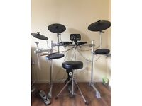 Electronic drum kit - hxm hd-006 with Alesis ride