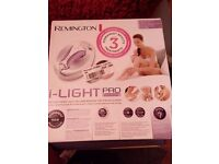 Remington face and body hair removal IPL lLight Pro