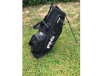 Ping 4 series golf stand carry bag