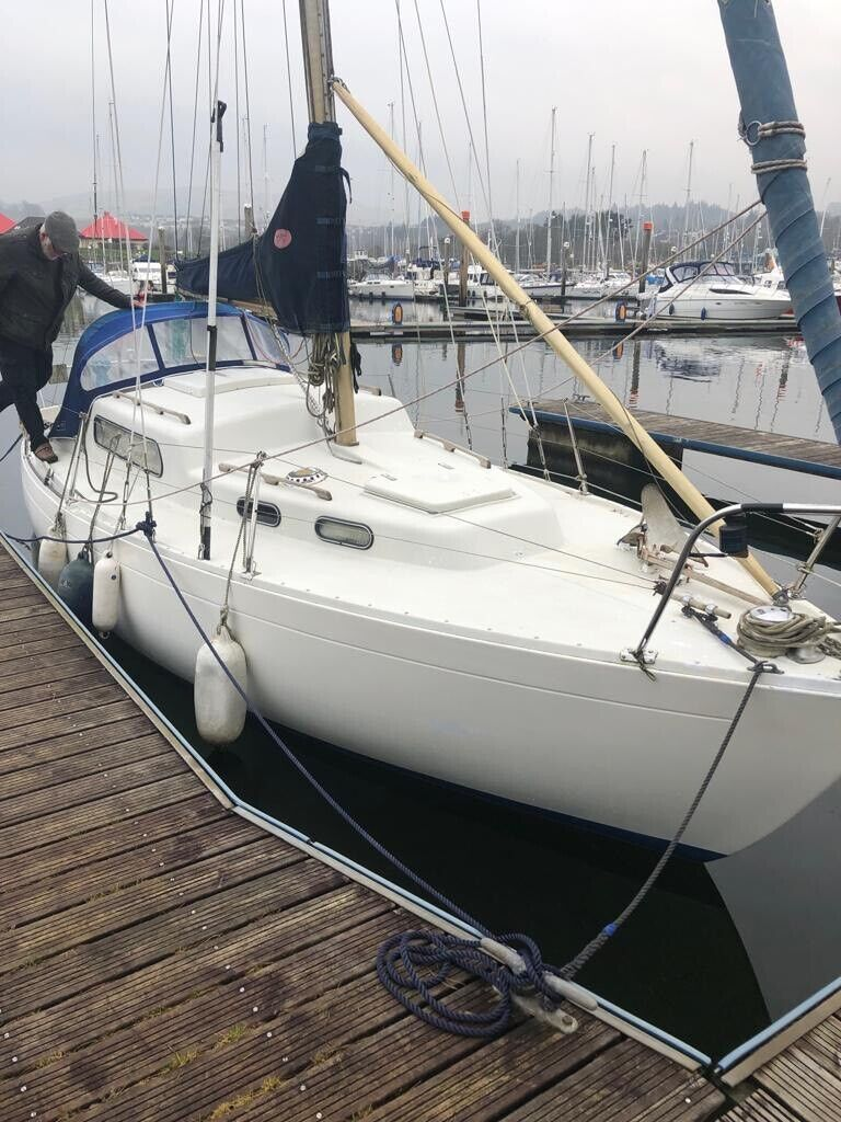 Albin Vega 27ft yacht - boat - sailing | in Dunoon, Argyll and Bute |  Gumtree