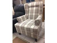 Queen Anne chairs new
