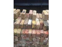 Mixed Stock Bricks - approx 900