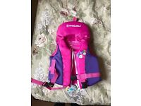 Brand new swim vest 2-3 years