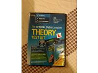Driving theory test kit