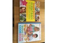 Annabel Karmel cookbookd