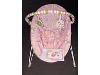 Baby bouncer mothercare bright starts