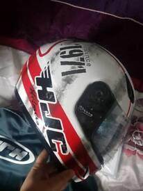 HJC helmet size XL still in box
