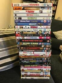 250 DVD/TV Series Bundle