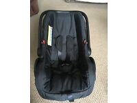Oyster Group 0 Baby Car Seat First Size