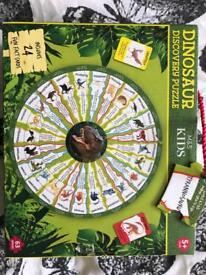 M&s dinosaur jigsaw