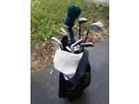 Mac Gregory golf clubs