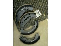 Vauxhall/opel brake shoes