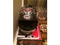 Mens Motorcycle Helmet £40 ono